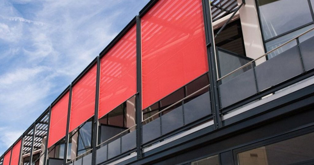 Vertical Awning 1